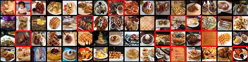 Cleannet transfer learning for scalable image classifier training food 101n dataset forumfinder Image collections